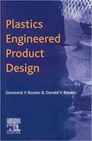 预订 高被引图书Plastics Engineered Product Design