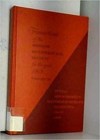 预订Transactions of the Moscow Mathematical Society