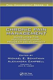 预订Chronic Pain Management