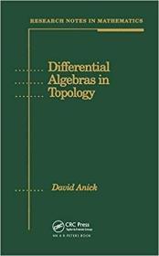 预订Differential Algebras in Topology