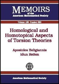 预订Homological and Homotopical Aspects of Torsion Theories