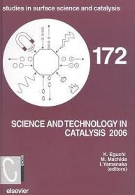 预订Science and Technology in Catalysis
