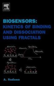 预订Biosensors: Kinetics of Binding and Dissociation Using Fractals