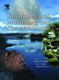 预订Environmental Monitoring and Characterization