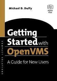 预订Getting Started with OpenVMS