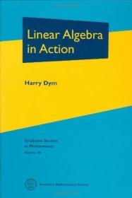 预订Linear Algebra in Action