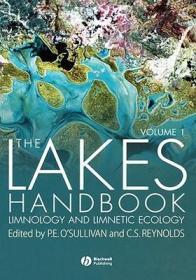 预订 高被引图书The Lakes Handbook: Limnology and Limnetic Ecology