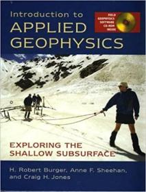 预订 Introduction to Applied Geophysics: Exploring t