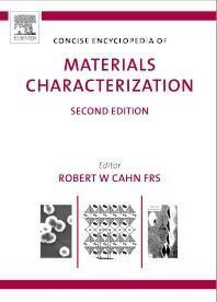 预订Concise Encyclopedia of Materials Characterization