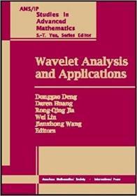 预订Wavelet Analysis and Applications