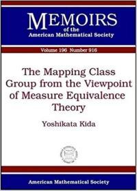 预订The Mapping Class Group from the Viewpoint of Measure Equivalence Theory
