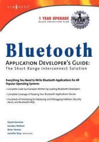 预订Bluetooth Application Developer's Guide
