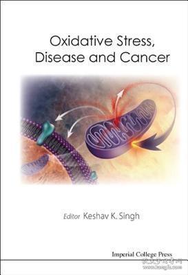 预订 高被引图书Oxidative Stress, Disease and Cancer