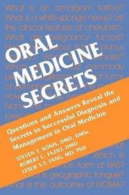 预订Oral Medicine Secrets
