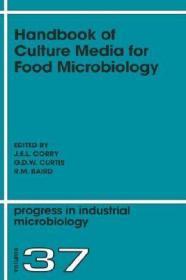 预订Handbook of Culture Media for Food Microbiology, Second Edition