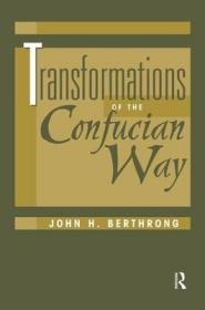 预订Transformations Of The Confucian Way