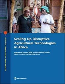 预订Scaling Up Disruptive Agricultural Technologies in Africa