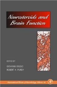 预订Neurosteroids and Brain Function
