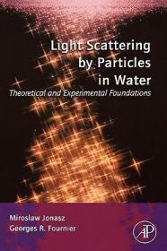 预订Light Scattering by Particles in Water
