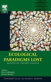 预订Ecological Paradigms Lost