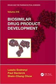 预订 Biosimilar Drug Product Development