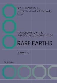 预订Handbook on the Physics and Chemistry of Rare Earths