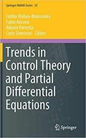 预订 Trends in Control Theory and Partial Differenti