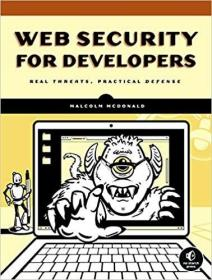 预订Web Security for Developers: Real Threats, Practical Defense