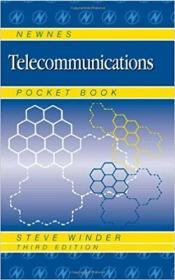 预订Newnes Telecommunications Pocket Book