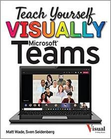 预订Teach Yourself Visually Microsoft Teams