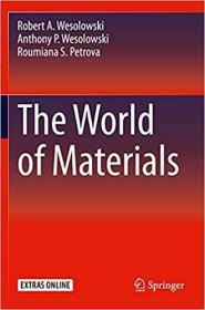 预订The World of Materials (2020)