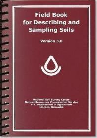 预订Field Book for Describing and Sampling Soils, Version 3.0