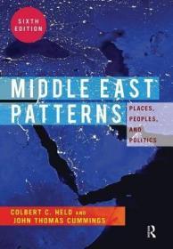 预订Middle East Patterns