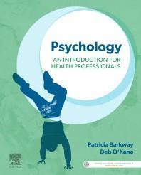 预订Psychology: An Introduction for Health Professionals