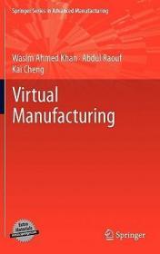 预订 高被引图书Virtual Manufacturing (2011)