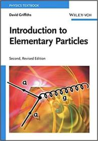 预订 Introduction to Elementary Particles