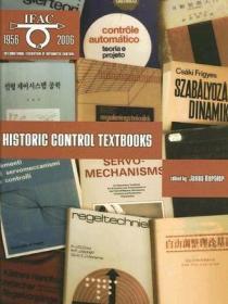 预订Historic Control Textbooks