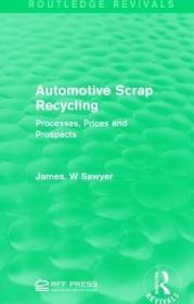 预订Automotive Scrap Recycling