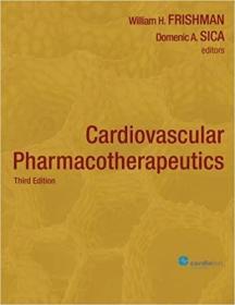 预订 Cardiovascular Pharmacotherapeutics