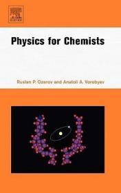 预订Physics for Chemists