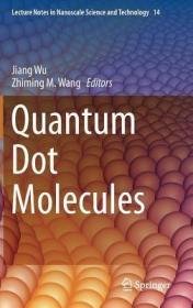 预订Quantum Dot Molecules