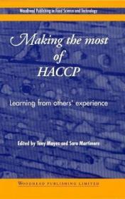 预订Making the Most of Haccp