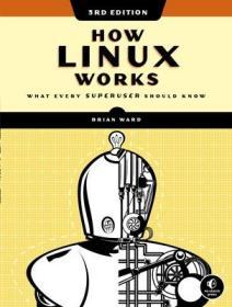 预订How Linux Works, 3rd Edition