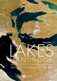 预订 高被引图书The Lakes Handbook: Lake Restoration and Rehabilitation
