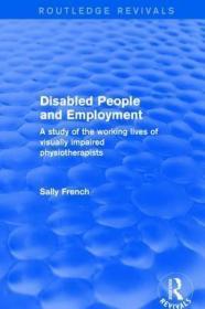 预订Disabled People and Employment