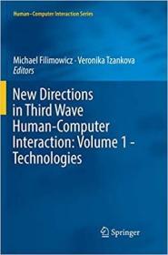 预订New Directions in Third Wave Human-Computer Interaction: Volume 1 - Technologies