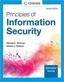 预订Principles of Information Security, Loose-Leaf Version