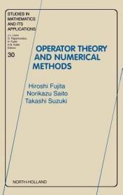预订Operator Theory and Numerical Methods