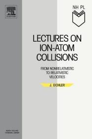 预订Lectures on Ion-Atom Collisions