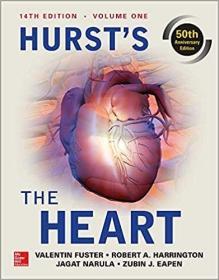 预订 Hurst's the Heart, 14th Edition: Two Volume Set
